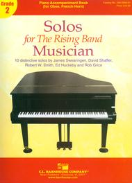 Solos for The Rising Band Musician Sheet Music by R. W. Smith