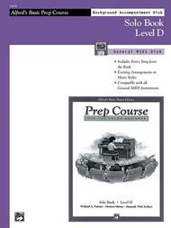 Alfred's Basic Piano Prep Course - General MIDI Disk For Solo Book Level D Sheet Music by Willard A. Palmer