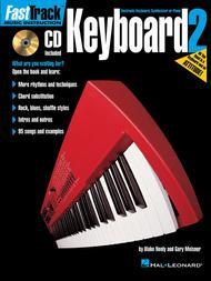 FastTrack Keyboard Method - Book 2 Sheet Music by Blake Neely