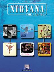 The Albums Sheet Music by Nirvana