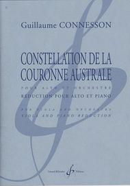 Constellation de la Couronne Australe Sheet Music by Guillaume Connesson