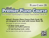 Alfred's Premier Piano Course: Flash Cards