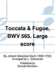 Toccata and Fugue in d
