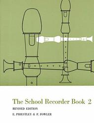 The School Recorder Book 2 Sheet Music by E. Priestley