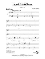 Hawaii Five-O Theme Sheet Music by Mort Stevens