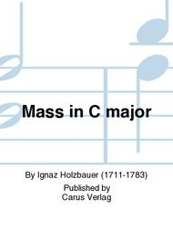 Mass in C Major Sheet Music by Ignaz Holzbauer