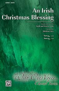 An Irish Christmas Blessing Sheet Music by Keith