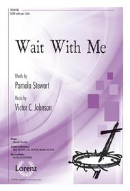 Wait With Me Sheet Music by Victor C Johnson