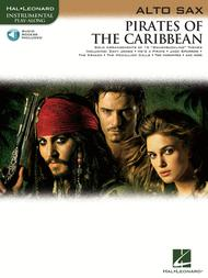 Pirates of the Caribbean (Alto Sax) Sheet Music by Klaus Badelt