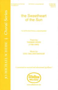 The Sweetheart of the Sun Sheet Music by Eric William Barnum