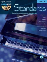Standards Sheet Music by Various