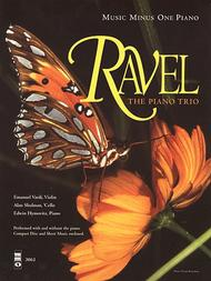 Ravel - The Piano Trio Sheet Music by Maurice Ravel