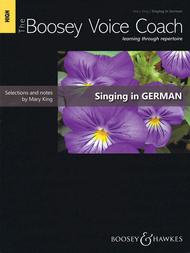 The Boosey Voice Coach Sheet Music by Various