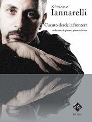 Cuento desde la frontera Sheet Music by Simone Iannarelli