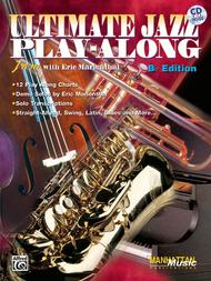 Ultimate Jazz Play-Along (Jam with Eric Marienthal) Sheet Music by Eric Marienthal
