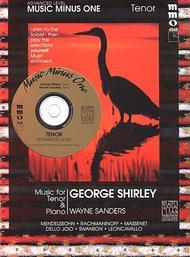 Intermediate Tenor Solos Sheet Music by George Shirley
