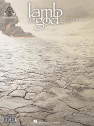 Lamb of God - Resolution Sheet Music by Lamb Of God