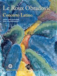 Concerto Latino Sheet Music by Maya Le Roux Obradovic