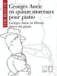 The Best of Georges Auric Sheet Music by Georges Auric