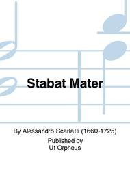 Stabat Mater Sheet Music by Alessandro Scarlatti
