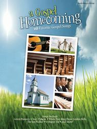 A Gospel Homecoming Sheet Music by Various
