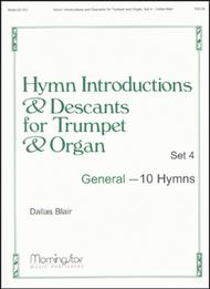 Hymn Introductions and Descants for Trumpet and Organ