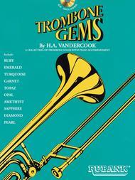 Trombone Gems Sheet Music by H.A. VanderCook