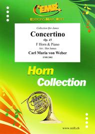 Concertino Sheet Music by Ifor James