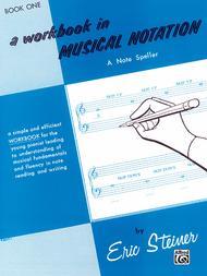 Workbook in Musical Notation