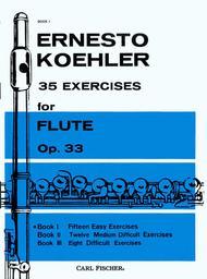 35 Exercises for Flute