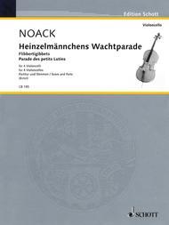 Heinzelmannchens Wachtparade Sheet Music by Kurt Noack