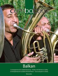 Balkan Sheet Music by Paul Hoorn
