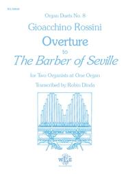The Barber of Seville (Overture) Sheet Music by Gioachino Rossini