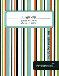 E-Type Jag Sheet Music by James M. David