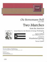 2 Marches Sheet Music by Ole Bull