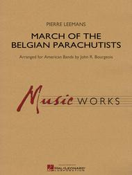 March of the Belgian Parachutists Sheet Music by Pierre Leemans