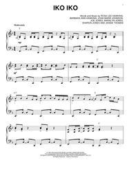 Iko Iko Sheet Music by The Dixie Cups