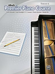 Premier Piano Course Theory