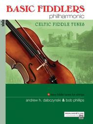 Basic Fiddlers Philharmonic Celtic Fiddle Tunes Sheet Music by Bob Phillips
