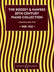 The Boosey & Hawkes 20th-Century Piano Collection Sheet Music by Various