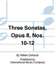 Three Sonatas