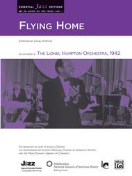 Flying Home Sheet Music by Composed by Lionel Hampton