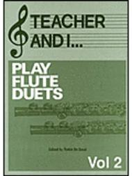 Teacher and I Play Flute Duets