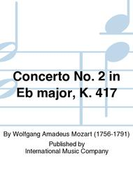Concerto No. 2 in Eb major