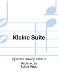 Little Suite Sheet Music by Istvan Szelenyi