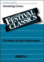 Amazing Grace Sheet Music by John Edmondson