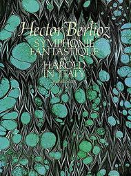Symphonie Fantastique and Harold in Italy Sheet Music by Hector Berlioz