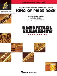 King of Pride Rock Sheet Music by Hans Zimmer