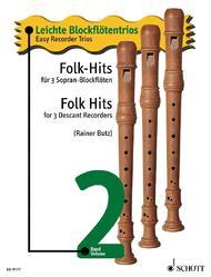 Folk Hits Sheet Music by Rainer Butz