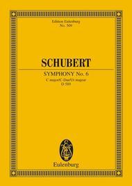 Symphony No. 6 C Major D 589 Sheet Music by Franz Schubert